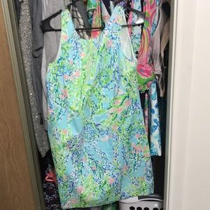 Lilly Pulitzer Blue Heaven dress size 6